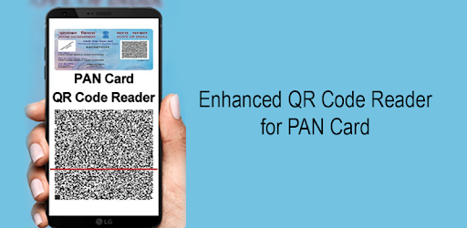 PAN QR Code Reader – Apps on Google Play