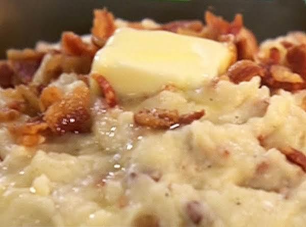 Treasure Hunt Mashed Potatoes Recipe