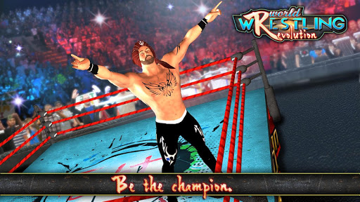 World Wrestling Revolution - Free Wrestling Games  screenshots 1