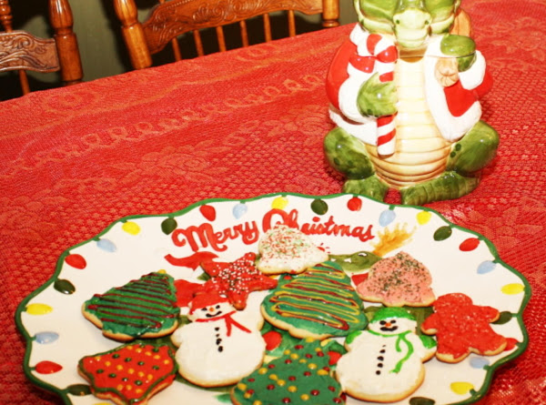 Made With Love Sugar Cookies Recipe
