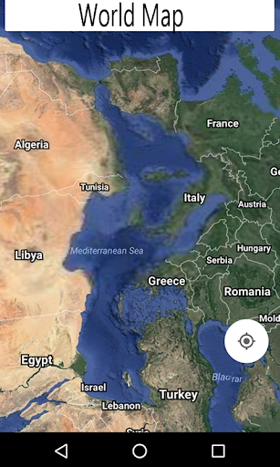 Live Earth Map Guider screenshot