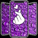 Purple Wallpaper icon