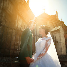 Wedding photographer Ivan Galaschuk (IGFW). Photo of 19.10.2015