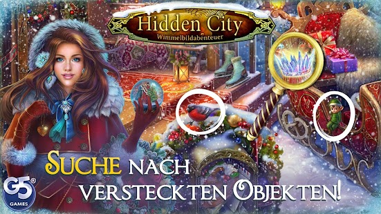 Hidden City: Wimmelbildabenteuer Screenshot