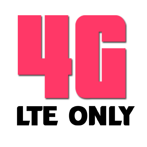 LTE Only Force 4G Network Software for VoLTE - Apps on
