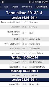 NA fotball screenshot 4