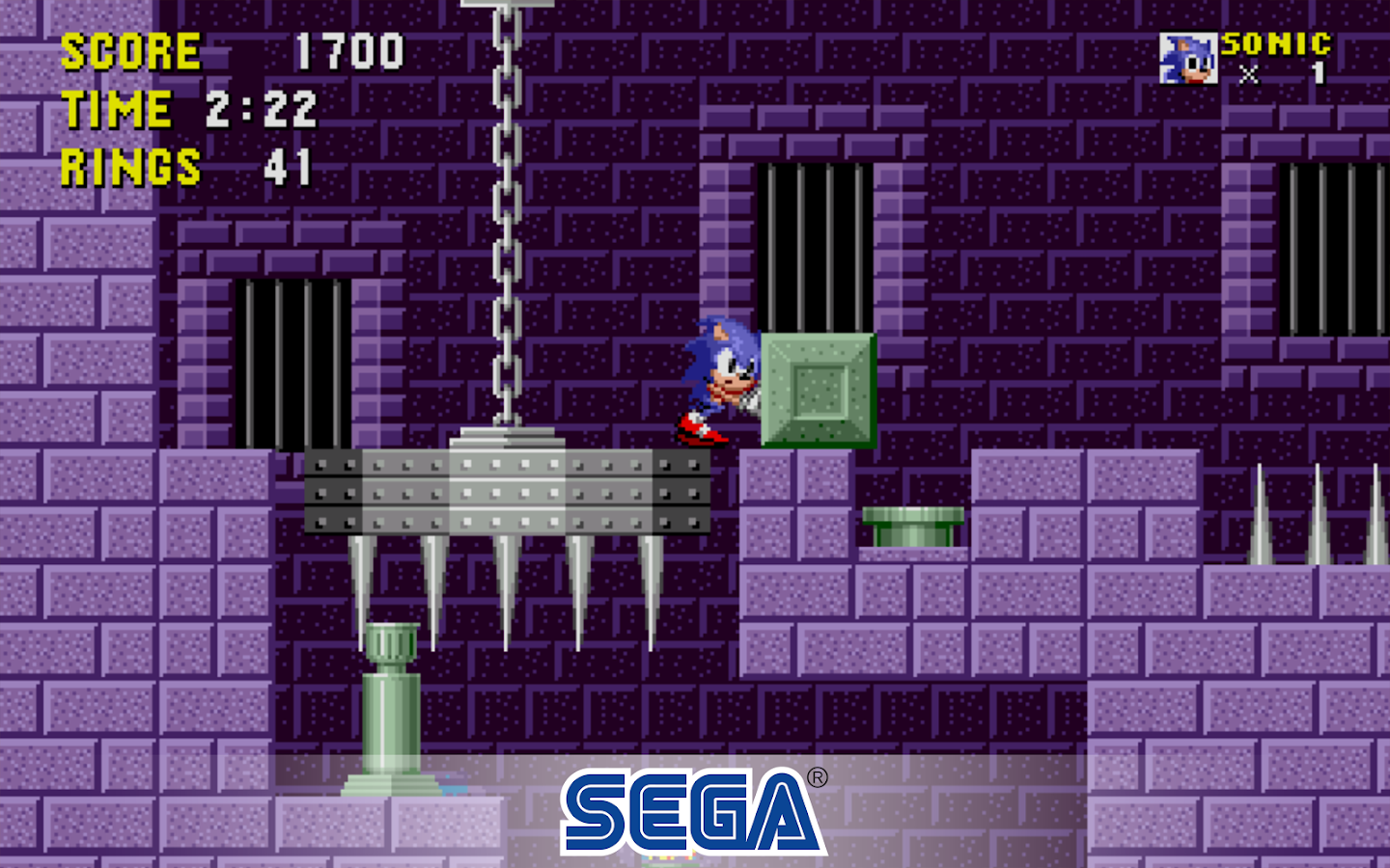 Sonic the Hedgehog™ Classic- screenshot