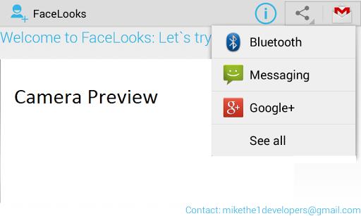 FaceLooks screenshot 3