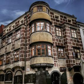 Old city center by Helga Be - Buildings & Architecture Public & Historical ( krems / austria )