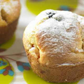 Fruit Salad Muffins.
