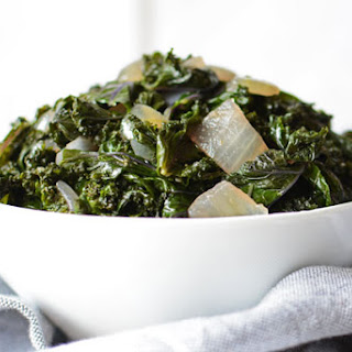 Quick and Easy Kale.