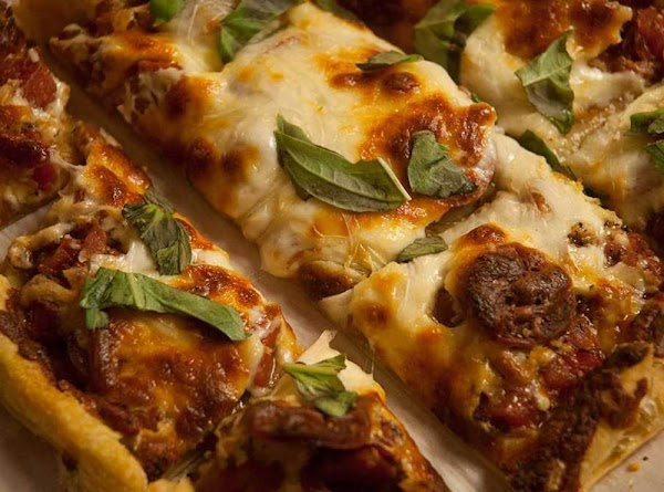 Puff Pastry Pizza Recipe
