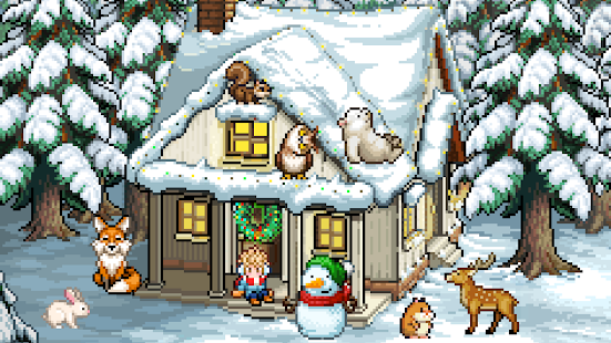 Snowman Story