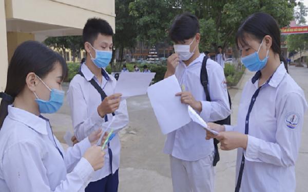 Tin giáo dục hôm nay 25.9: Tin vui dành cho những thí sinh không tham dự kỳ thi tốt nghiệp THPT 2021 do ảnh hưởng dịch bệnh. 1