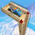 American Mega Ramp Truck Racing Stunts: Impossible download