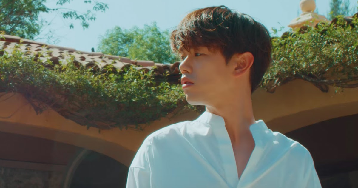 Eric Nam Travels The Desert In Honestly Mv Allkpop - Imagez co