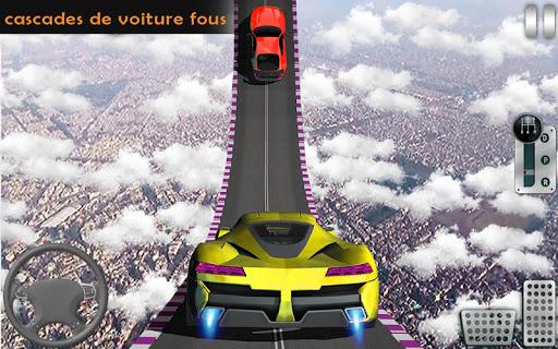 Code Triche impossible pistes voiture cascades au volant: Jeux apk mod screenshots 1