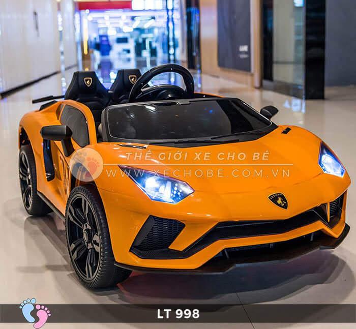 Xe hơi điện đồ chơi trẻ em LT-998 12