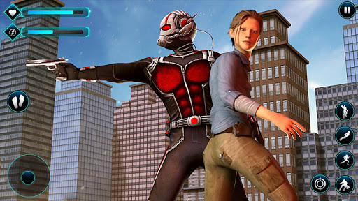 Infinity Future Battle - Immortal Gods Fight War 1.0 9
