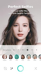 Candy Camera - selfie, beauty camera, photo editor 5.3.3-play