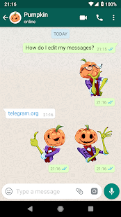 Stickers for WhatsApp – Halloween 6