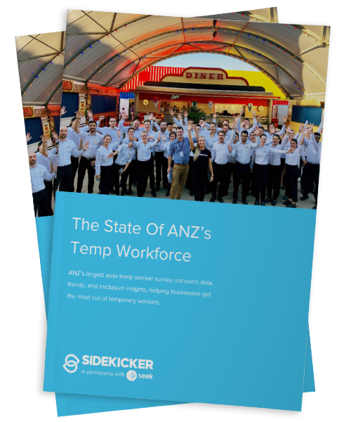 ANZ report on the temporary workforce