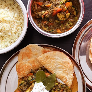Chunky Vegetable Curry Recipes