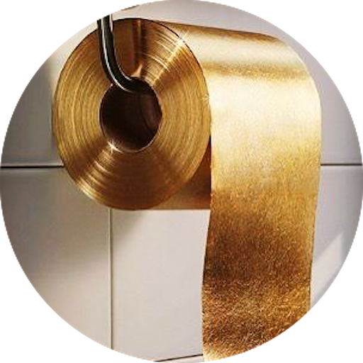 gold toilet. Gold Toilet Paper  screenshot Android Apps on Google Play