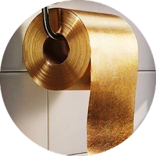gold toilet. Screenshot Image Gold Toilet Paper  Apps on Google Play