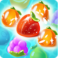 Juice Fruit Pop - Match 3 Puzzle Game icon
