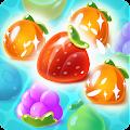 Juice Fruit Pop - Match 3 Puzzle Game