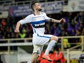 Fiorentina staat op een CL-plaats na winst tegen Inter