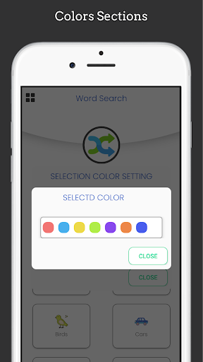 Word Search Puzzle Game screenshot 8
