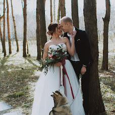 Wedding photographer Kseniya Mischuk (iamksenny). Photo of 03.04.2018
