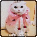 Cat Clothes Style icon