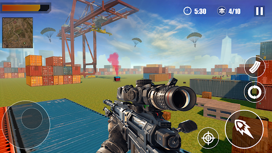 FreeFire Battleground Squad Top Action Game 2020 1