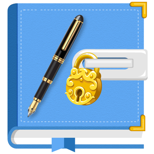 Diary with password avatar image