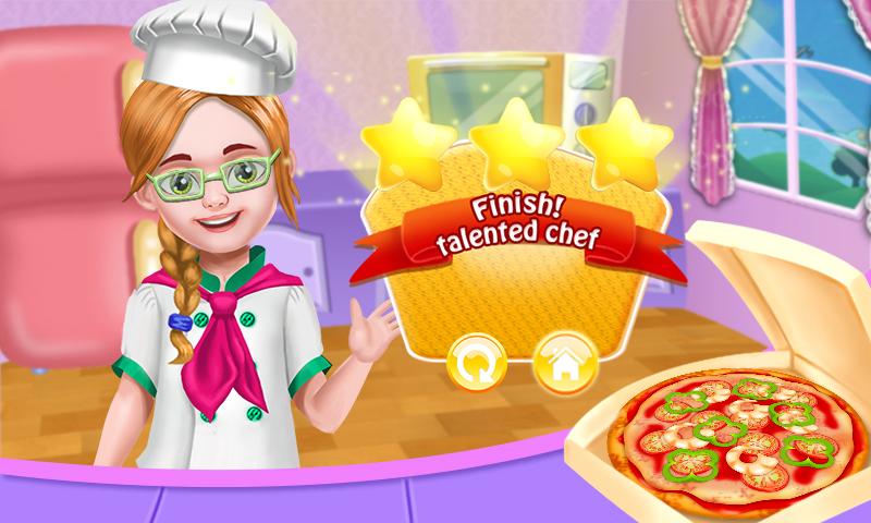 giochi di cucina pizzaiolo - app android su google play - Giochi Di Cucina Di Barbie