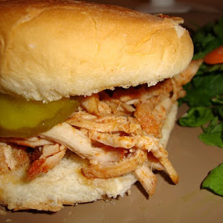 Crock-Pot Easy Pulled Pork Sandwiches.