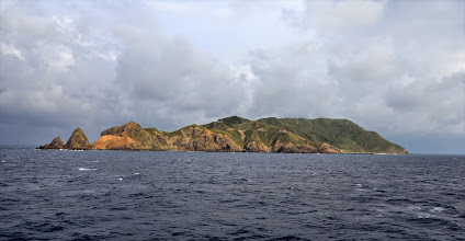 Photo: Approche de Tairajima