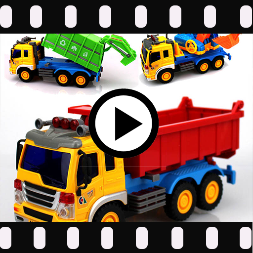 Top Video Truck Collection Toys