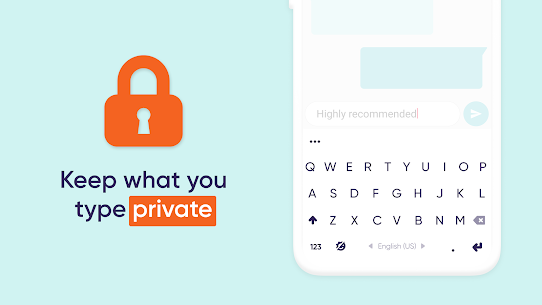 Fleksy: Fast Keyboard with Stickers & GIFs 4