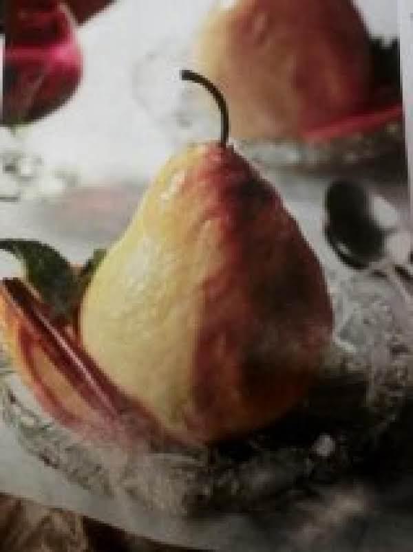 Pear Dumplings