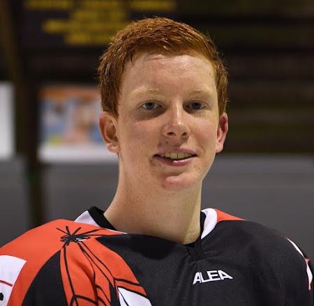 Forward: Alec Gregor (#7)
