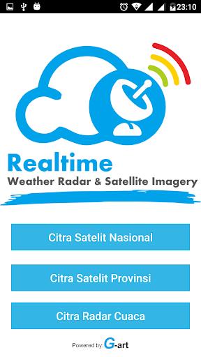 Citra Satelit dan Radar Cuaca  screenshots 2