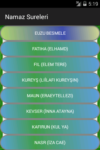 Qur\'an Surah and Prayer Tutorial Memorize Apk Download Free for PC, smart TV
