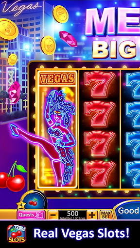 Wild Cherry Slots: Vegas Casino Tour 1.1.276 screenshots 1
