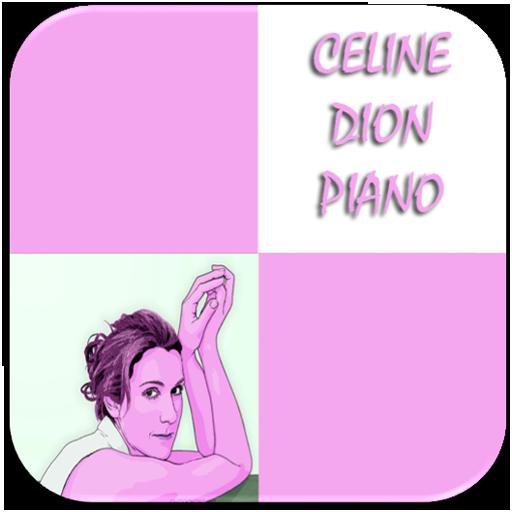 Celine Dion Piano Tiles 音樂 App LOGO-APP開箱王