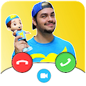 Fake 📱 Chat + video call (Simulation) icon