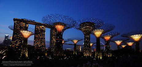 Photo: Gardens by the Bay, Singapore